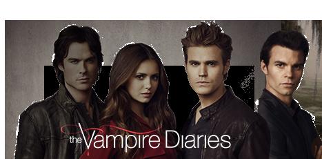 The Vampire Diaries  | Upíří deníky