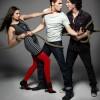 Nina, Paul, Ian